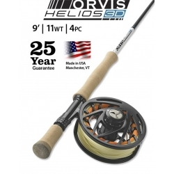 Helios™ 3D 11-Weight 9' Fly Rod
