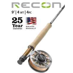 RECON® 4-WEIGHT 9' 4-PIECE FLY ROD