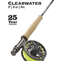 ORVIS Clearwater® 4-Weight 9' Fly Rod