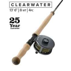 "ORVIS -  Clearwater Spey 8-weight 13'6"" Fly Rod"