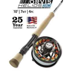 Helios™ 3D 7-Weight 10' Fly Rod