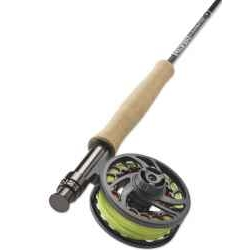 ORVIS - Clearwater 6-weight 9' 6 Tramos Traveler Rod