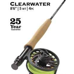 "ORVIS Clearwater® 5-Weight 8'6"" Fly Rod"